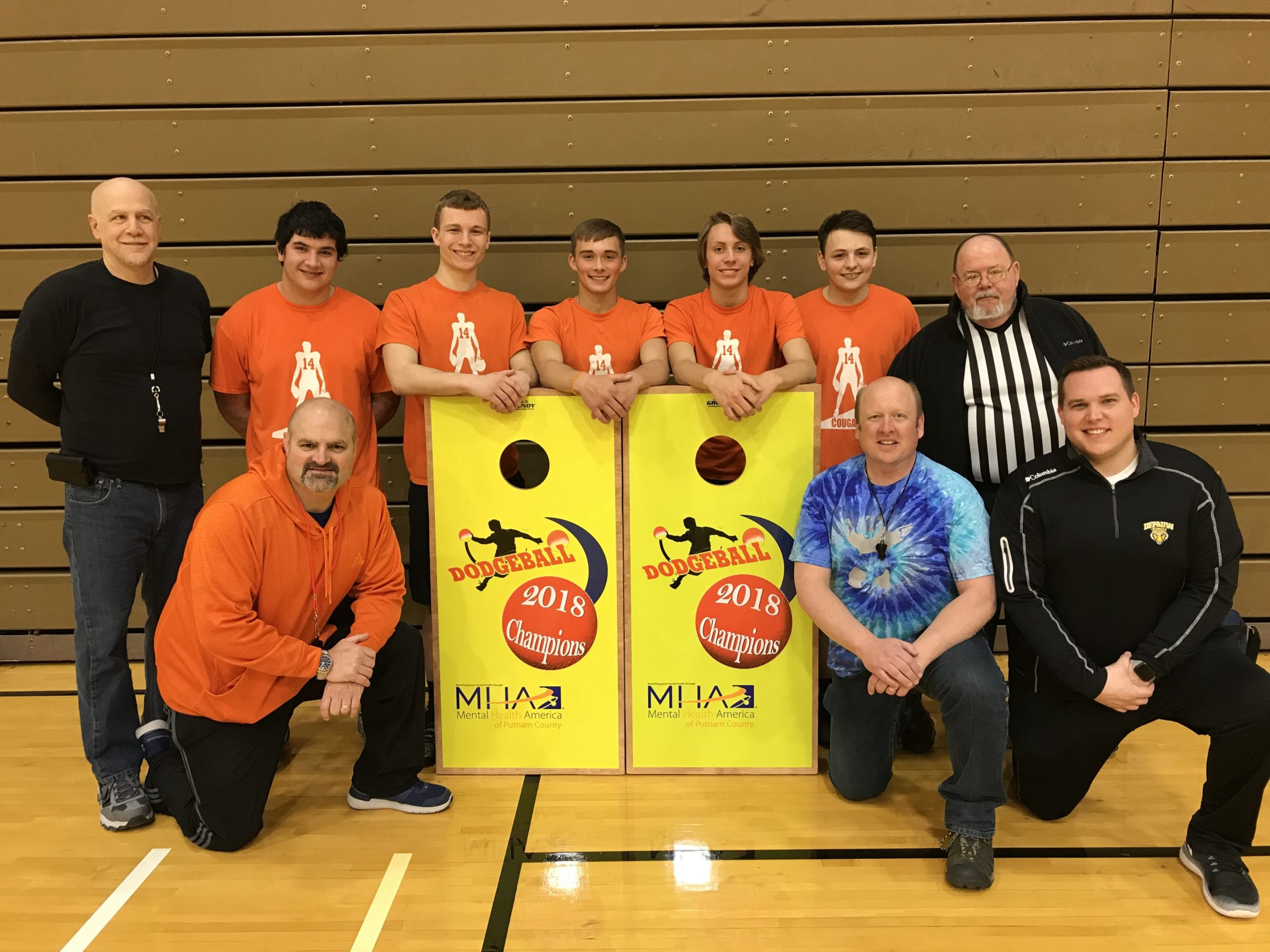 dodgeball tournament 2018