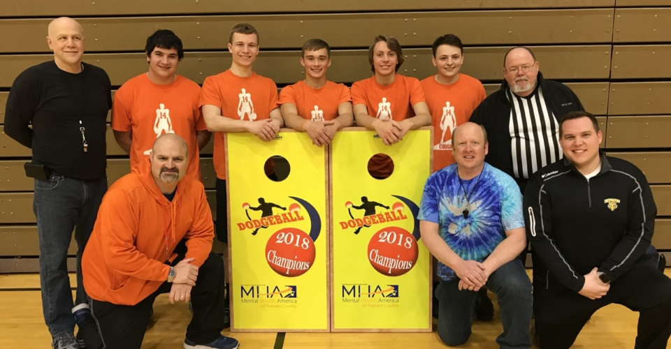 dodgeball tournament 2018